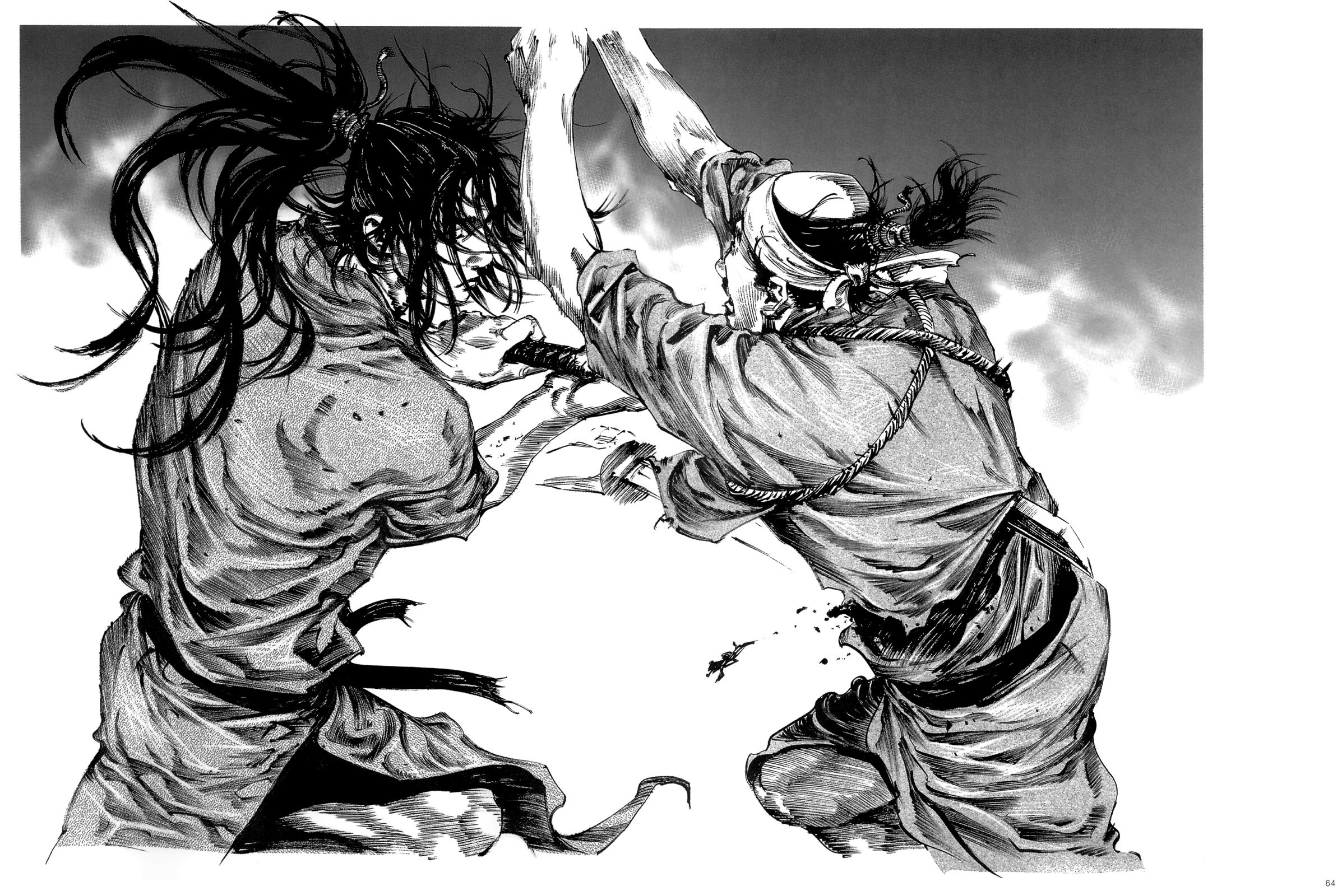 Inoue Takehiko « Desenha, Porra!