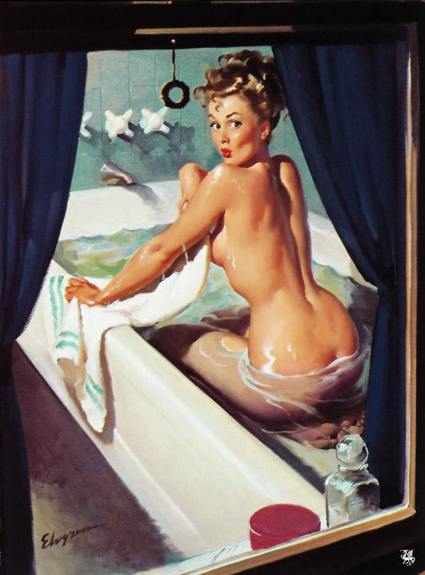 голые женщины в быту фото № 43450  скачать