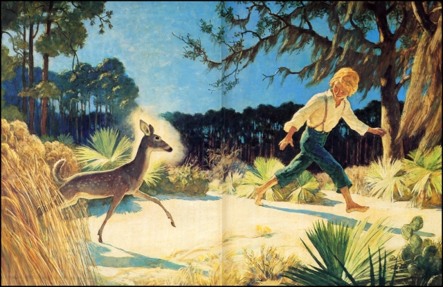 01_yearling_wyeth_endpapers