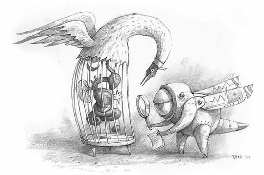 things,-cagebird,s