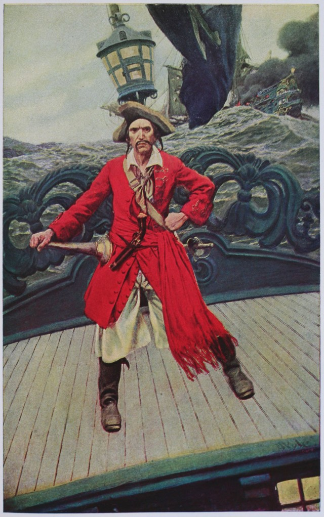 Book_of_Pirates_-_Captain_on_a_Deck