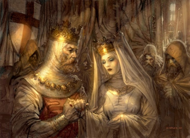Wedding of King Richard