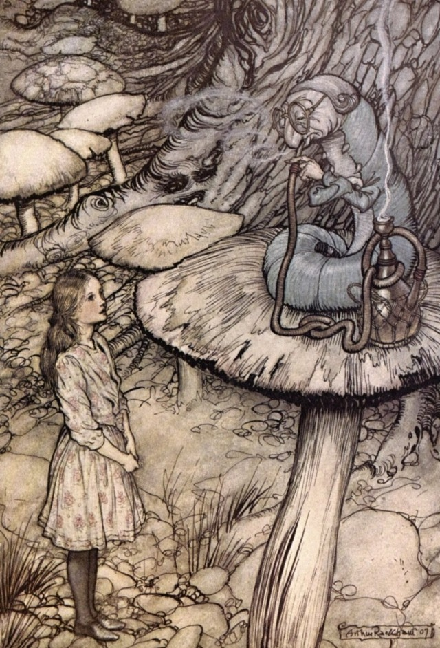 Alice's Adventures in Wonderland by Lewis Carroll (4)