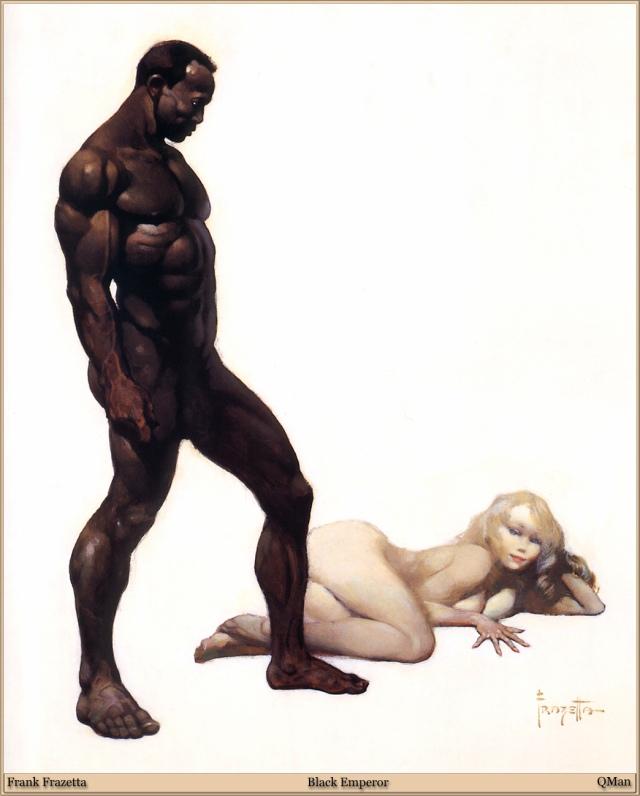 Frank Frazetta - Black Emperor