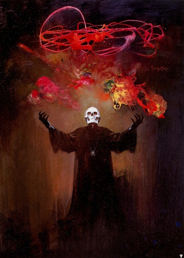 Frank Frazetta - Devil's Generation