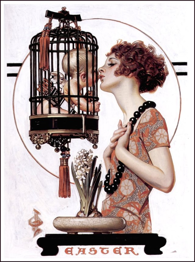 leyendecker_1923_cupid via marieaunet.blogspot.com