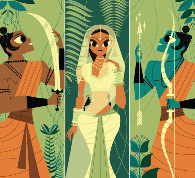 Ramayana-Sita