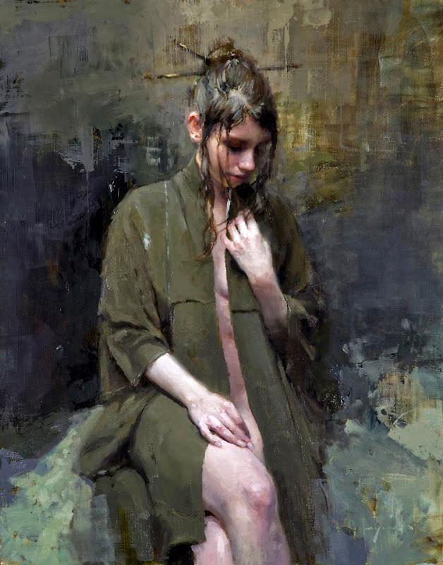 Jeremy Mann 1979 - American Impressionist painter - Tutt'Art@ (3)