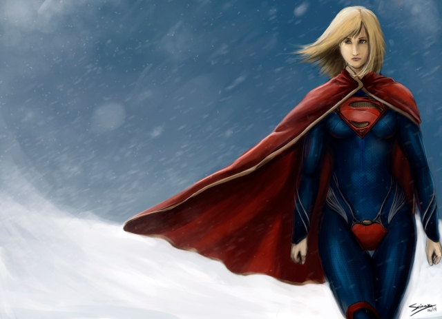 S de Supergirl