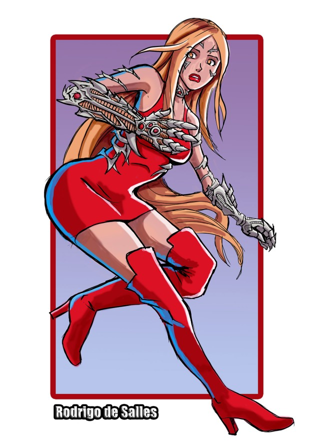 witchblade collab final