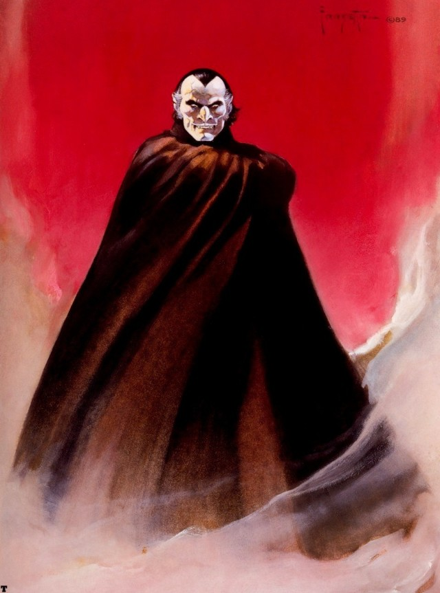 Frank Frazetta - Prince of Darkness