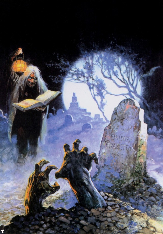Frank Frazetta - Tales from the Crypt