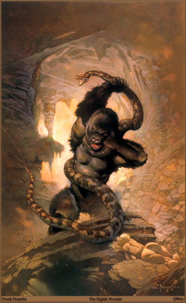Frank Frazetta - The Eighth Wonder