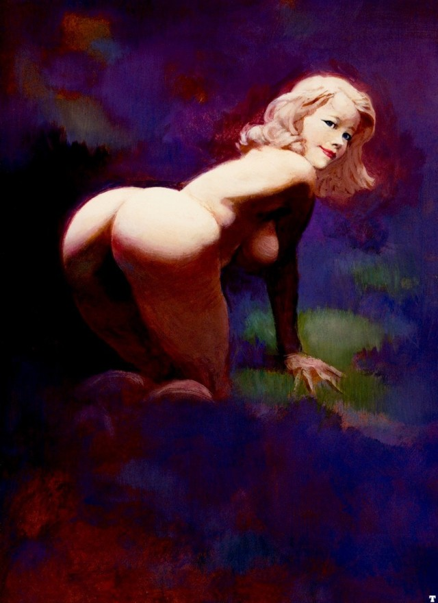 Frank Frazetta - The Muse