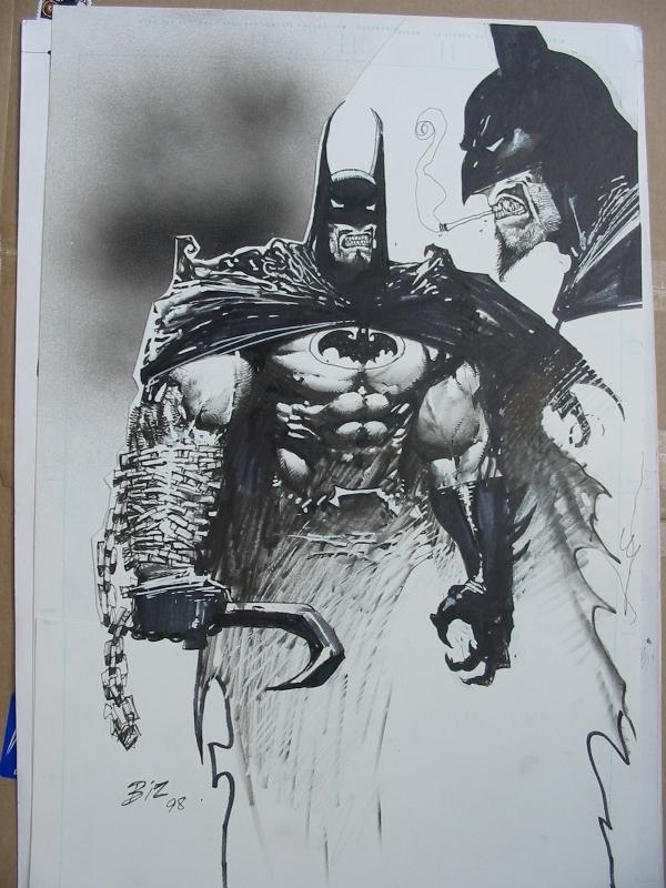 Bisley - BatmanLobo