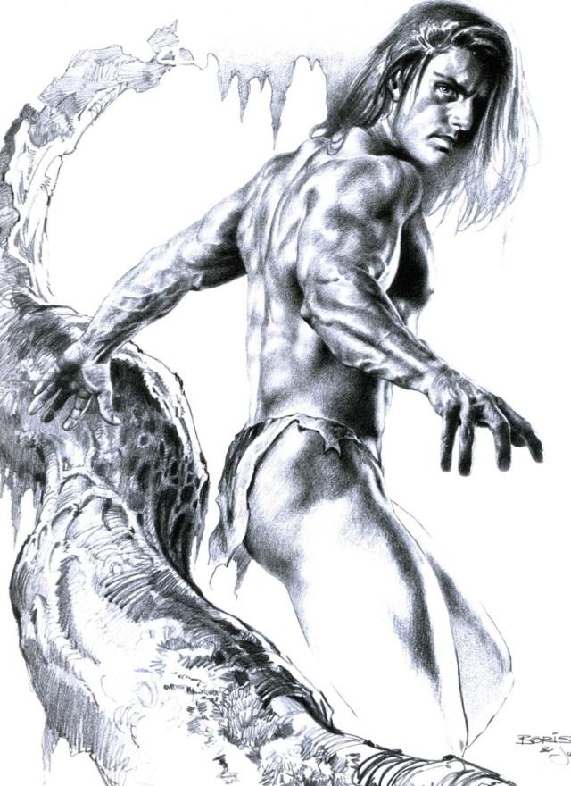 herois-sexy-tarzan-by-boris-vallejo