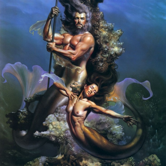 octoman-poseidon-and-mermaid-by-boris-vallejo