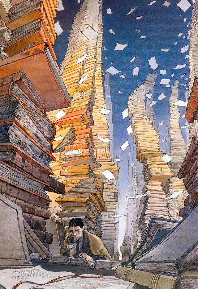 Gladius_0895_Francois_Schuiten_Biblioteque