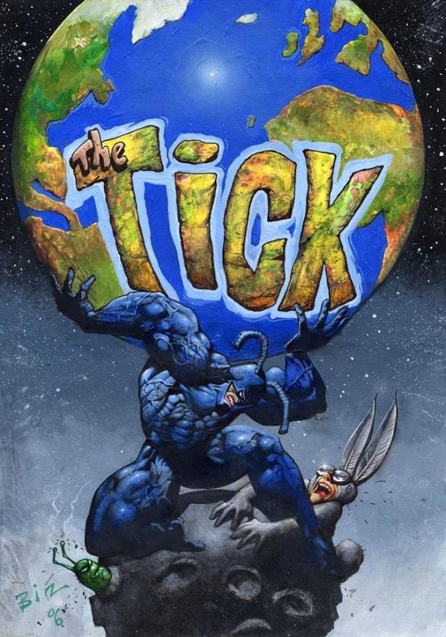 Bisley The Tick