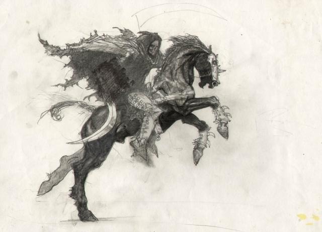 death-on-horse