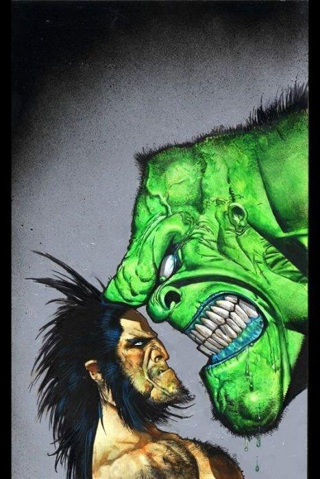 Hulk-v-Wolverine