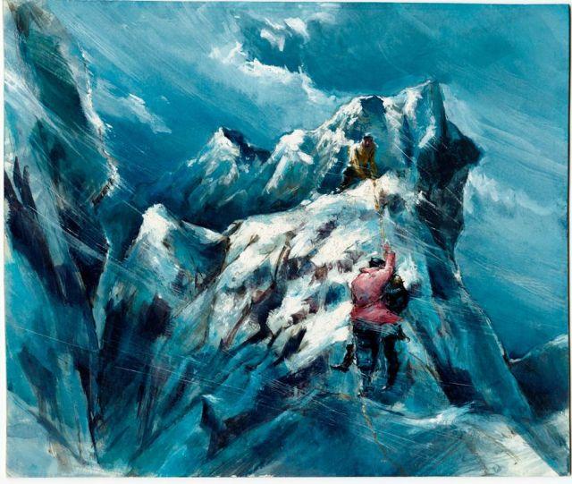 tyrus-wong_warner-bros_edge-of-gorge